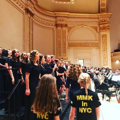 Music Moves Kids Choir
