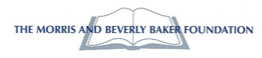 The Morris and Beverly Baker Foundation LOGO
